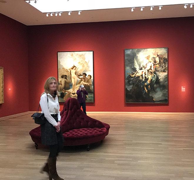 Kunsthalle mit ständig wechselnden Ausstellungen.