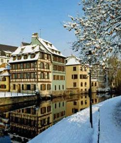 Straßburg: Valentinstag dauert vier Tage lang