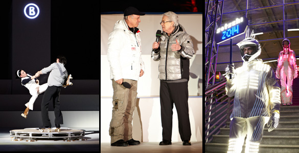 ISPO 2013: Bogner Event 'The B-Games'