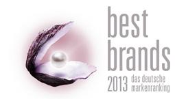 best brands award 2013: Diese Marken haben gewonnen