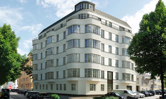 Immobilien in München: Das ist Schwabings neue Luxus-Immobilie