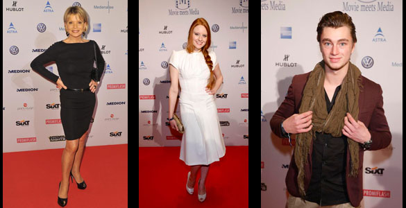 Berlinale 2013: Münchner VIPs beim Star-Treff Movie meets Media