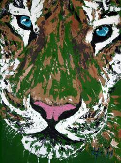 Kunst im Zoo: Temporäre Kunstausstellung in Hellabrunn