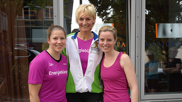 Top Lauf-Tipps von Sport-Star Heike Drechsler für den 13.9. Craft Women´s Run