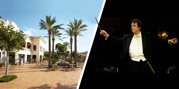 Klassik im Ferienparadies: Mark Mast dirigiert auf Mallorca