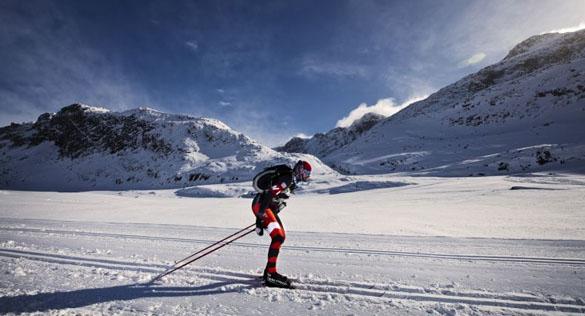 Arctic Circle Race: Das härteste Ski-Langlauf-Rennen der Welt (Video)