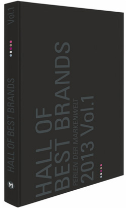 Hall of best brands: Marc Samwer exklusiv im Buch
