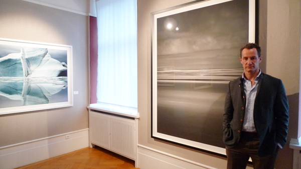 Sebastian Copeland by Bernheimer Fine Art Photography: Hollywood-Liebling im Interview