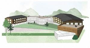 Der Private Member Club liegt im Zentrum von Reith