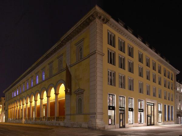 Louis Vuitton Maison München Residenzpost Pre-Opening