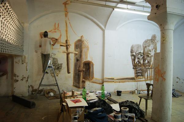 Stroke Art Fair 2013: Fünf Tage Kunst auf der Praterinsel