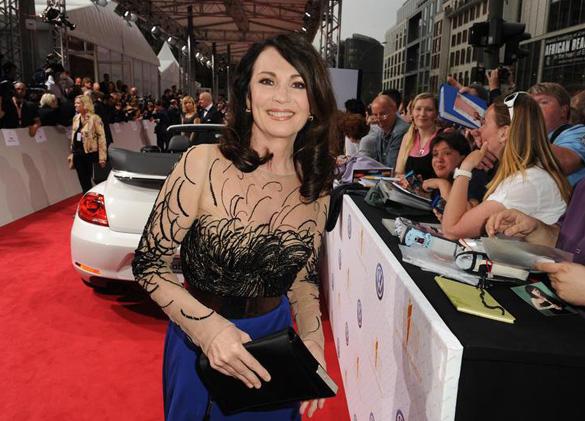 Glanz und Glamour beim Deutschen Filmpreis in Berlin
