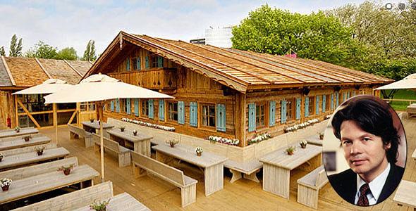 Catering und Partyservice: Die neuen Event-Hütten der Luxus-Caterer