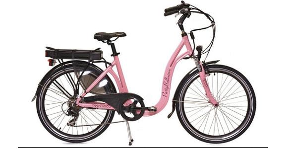 Pretty Ballerinas erstes E-Bike