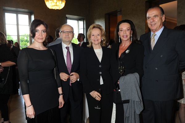 Hochkarätiger Kulturabend in der Münchner Residenz mit Musik aus Aserbaidschan