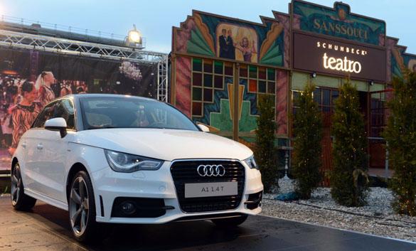 Auto-Auslieferung wird bei Audi exklusiver: Drive Away