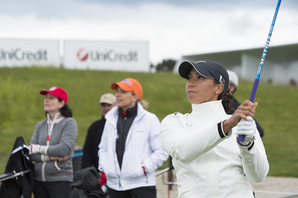 UniCredit Ladies German Open: Kalte Nasen beim ProAm-Turnier