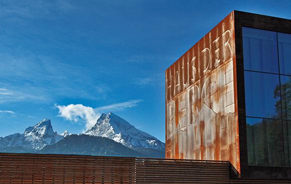 Opening 'Haus der Berge' in Berchtesgaden