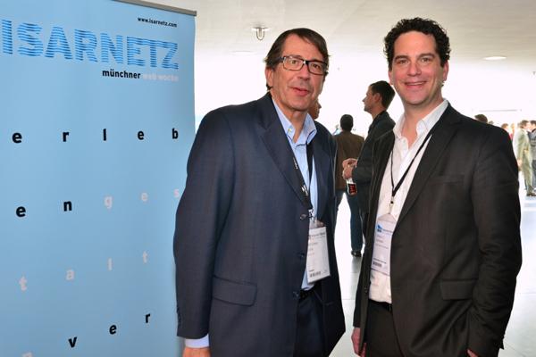 Münchner Webwoche 2013 mit Startup-Nacht 'Made in Munich'