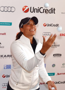 UniCredit Ladies German Open 2013: 10 Fragen an Cheyenne Woods (Nichte von Tiger Woods!)