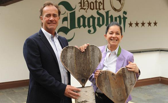 Beste Wellnesshotels Österreichs: SPA-Hotel Jagdhof holt sich Hollywood-Trainerin