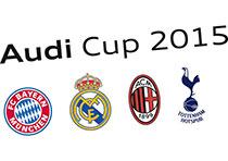 Audi Cup @ Allianz Arena München | München | Bayern | Deutschland