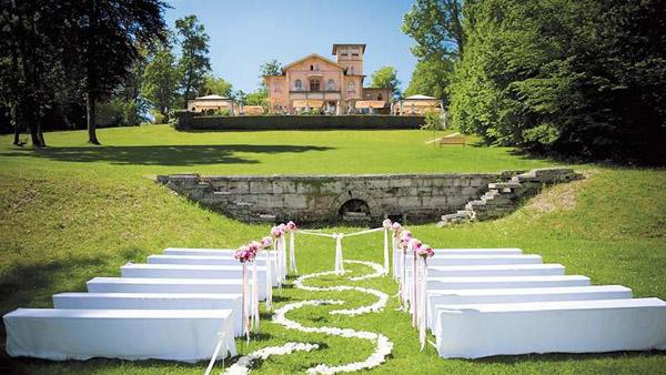 eine der beliebtesten Hochzeitsadressen am Starnberger See