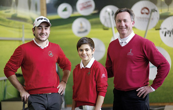 DGL-Liga auf BMW International Open Golfplatz