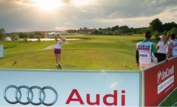 UniCredit Ladies German Open 2013: Damengolf in München