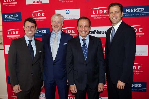 LIDE: Networking auf brasilianisch im Herzen von München