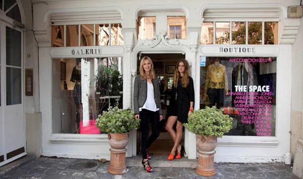 Exklusives Pop up-Konzept: slips holt Pariser Kult-Boutique nach München