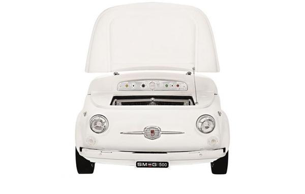 Der erste Kühlschrank von Fiat