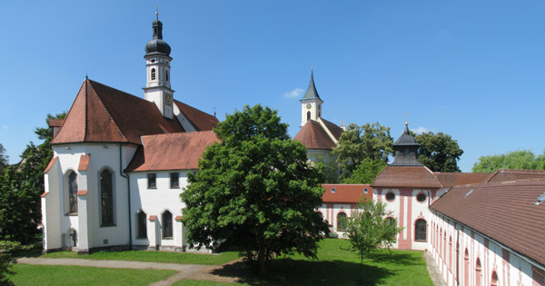 Allgäuer Gartentage in der historischen Kartause Buxheim
