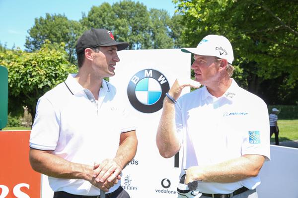 Promi-Auflauf bei den BMW International Open