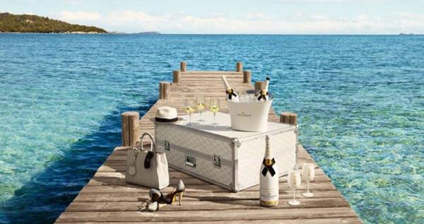 Moët Ice Impérial bricht mit den traditionellen Champagnernormen