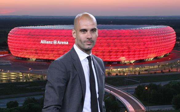 Josep 'Pep' Guardiola: Der neue Star beim FC Bayern