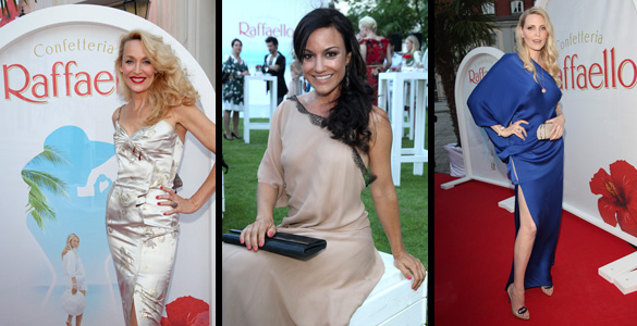 Charity-Event 'Raffaello Summer Day 2013′ mit Peaches Geldof, Nadja Auermann & Co.