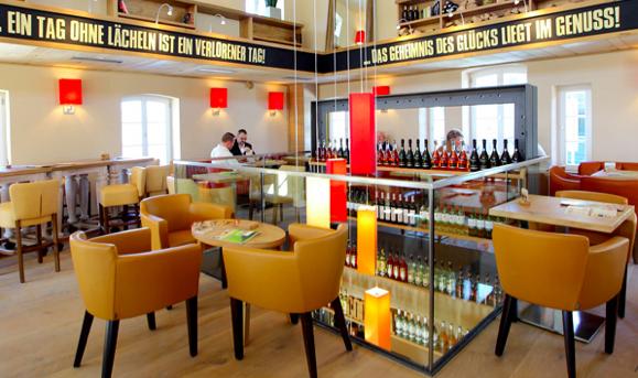 Alex am Rotkreuzplatz: Bistro, Restaurant, Bar und Cafe in einem