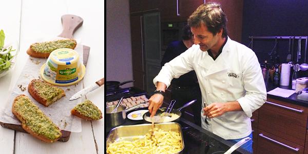 Star-Koch Christian Henze: Plädoyer für die Butter