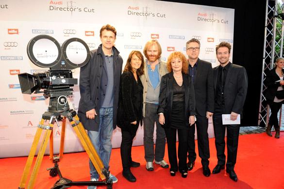 Filmfest München: Audi Directors Cut auf Praterinsel