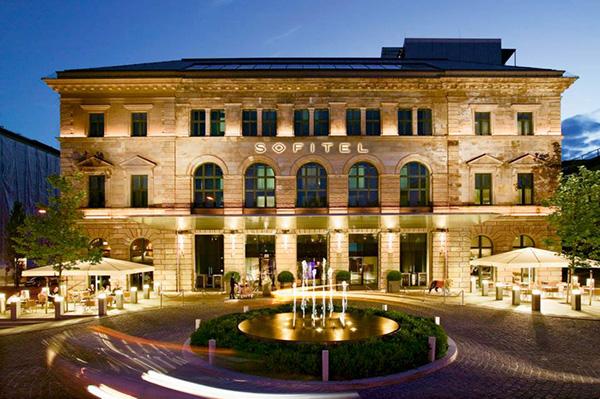 Hotel Sofitel Munchen