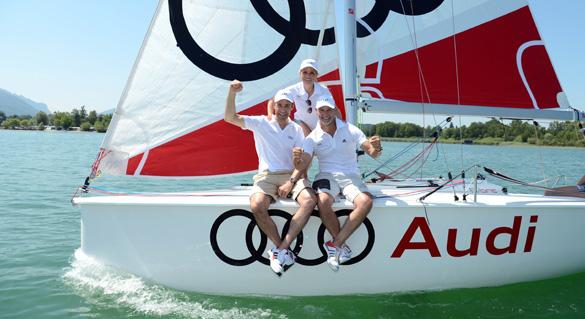 100 Jahre Chiemsee Yacht Club: Regatta mit vielen VIPs