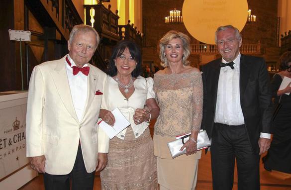 Salzburger Festspiele: AUDI lud zur Premiere der Mozart-Oper 'Lucio Silla'