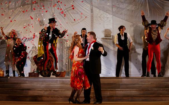 Eröffnung der 93. Salzburger Festspiele: Glanz und Glamour in Salzburg!
