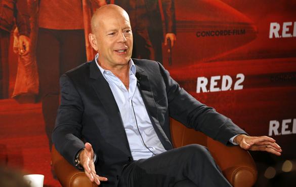 Bruce Willis in München