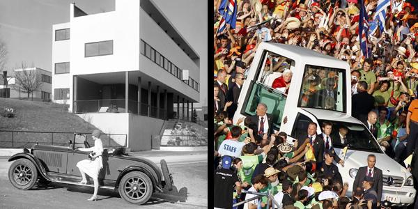 Mercedes München zeigt Ikonen der Photographie