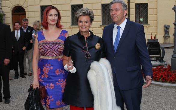 11. Thurn und Taxis Schlossfestspiele: Fürstin Gloria von Thurn und Taxis in 'The Rocky Horror Show'