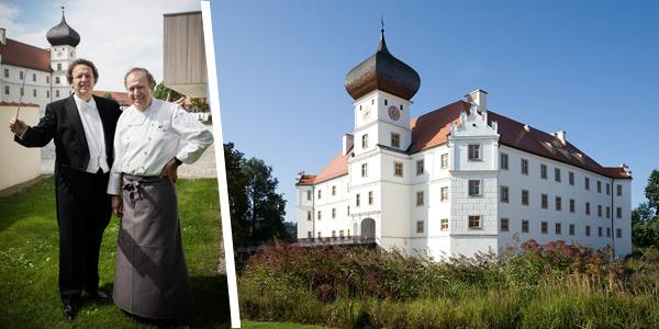 1. Sommerfestival der Bayerischen Philharmonie auf Schloss Hohenkammer