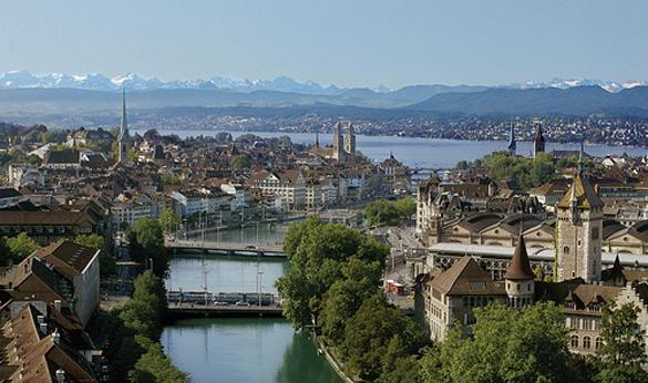 Wochenendreise Zürich im Fokus der Kunst