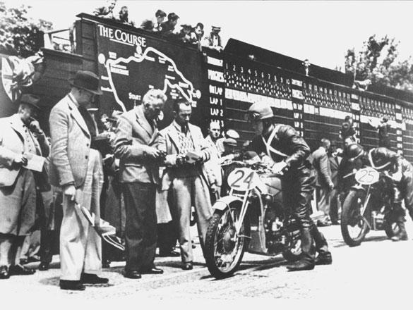 Das härteste Motorradrennen der Welt